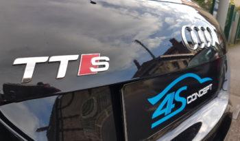 AUDI TTS 2.0 TFSI    272 CH S-TRONIC QUATTRO plein