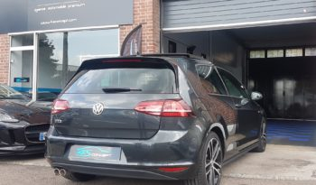 VW GOLF VII 2.0 TDI 184 CH GTD BLUEMOTION DSG6 plein