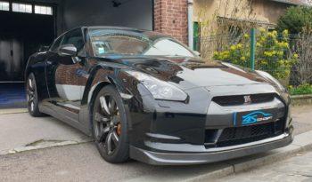 NISSAN GT-R V6 3.8 BITURBO 485 CH BLACK EDITION plein
