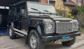 LAND ROVER DEFENDER IV SW 110 TD4 122 CH 7 PLACES plein
