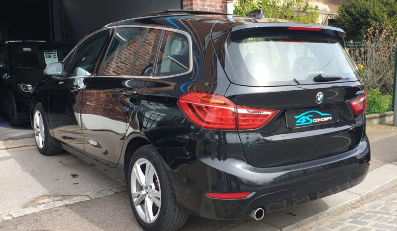 BMW 216D 116 CH BVM GRAND TOURER 7 PLACES plein