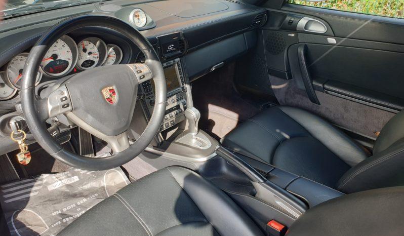 PORSCHE 911 TYPE 997 3.6 TURBO 480 CH TIPTRONIC plein
