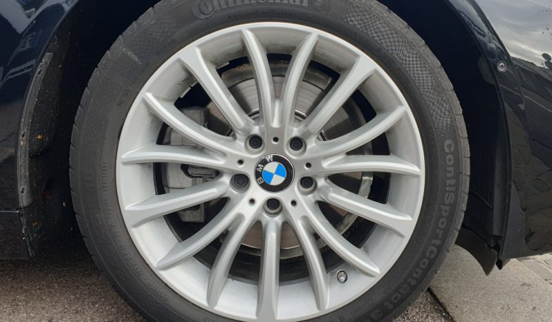 BMW 520 F10 PH.2 2.0 DA 190 LUXURY STEPTRONIC plein