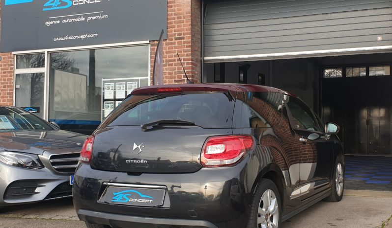 CITROEN DS3 1.6 E-HDI 92 AIRDREAM SO CHIC plein