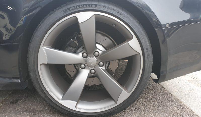 AUDI RS5 II CABRIOLET V8 FSI 4.2 450 QUATTRO S-TRONIC7 plein