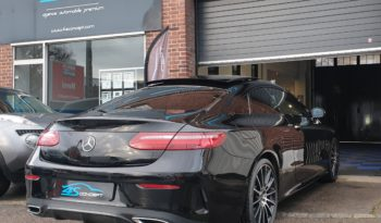 MERCEDES-BENZ CLASSE E COUPE 220D FASCINATION AMG LINE 9G-TRONIC plein