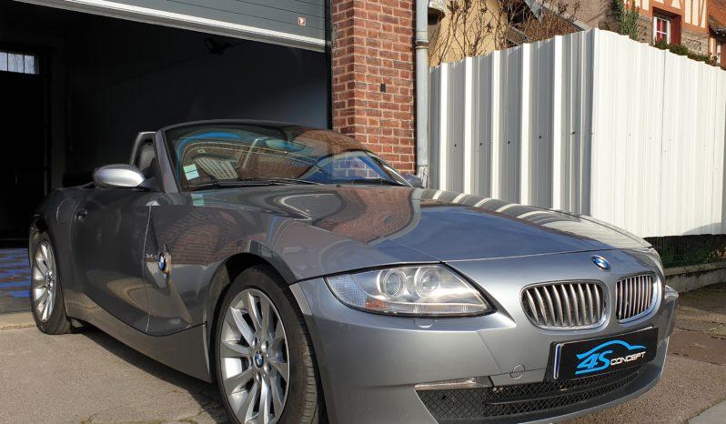 BMW Z4 ROADSTER 3.0 SI 265 plein