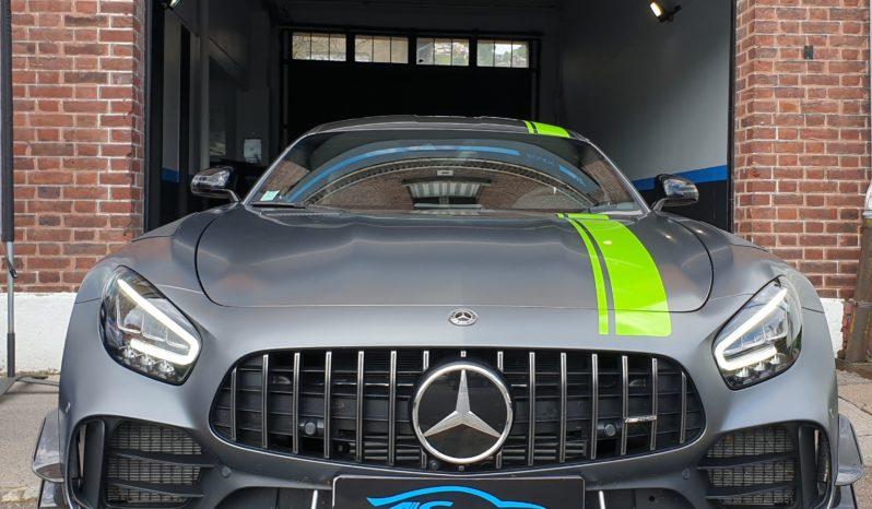 MERCEDES AMG GTR PRO V8 4.0 585 CH plein